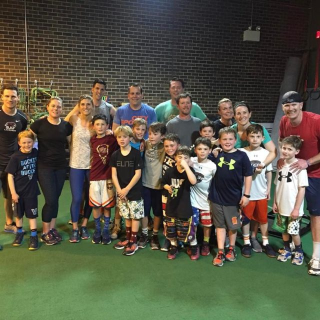 TeamTEN 202627 Team amp parents combined workout! Great experience forhellip