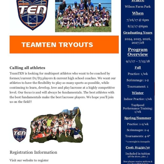 Tryouts 1 week away!! Visit website to register LETS GOOOOO!!!hellip