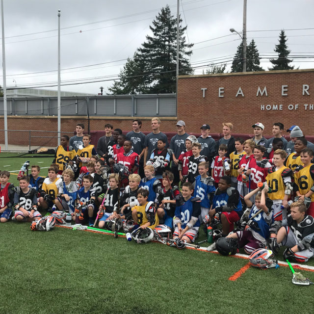 Great day at 5v5 Stoga Lax fest! 80 boys TeamTENhellip