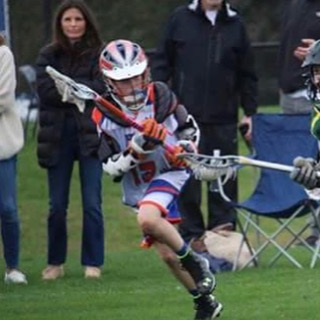 TeamTEN 2025 Orange player  Cooper wears 13 bc hehellip